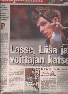 Striker & Stick called Liisa #riitesuo #floorball
