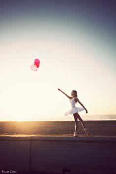 Ballet... Balloons
