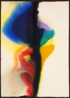 Phenomena Agate Bridge by Paul Jenkins on artnet Auctions