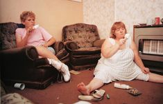 Nick Waplington Living room series