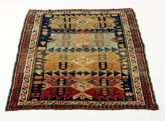 Lot: Hand-knotted Caucasian wool rug, 5 x 3, Lot Number: 1357, Starting Bid: $400, Auctioneer: Great Gatsby's Auction Gallery, Inc., Auction: Day 3 - Two Luxury Estates at Auction, Date: February 12th, 2017 EST