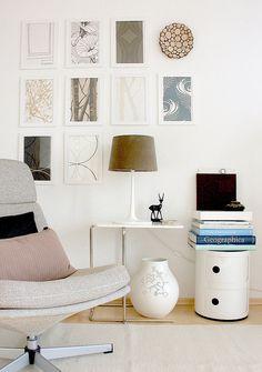 12 Apartment Rental Design Tips | Dwell במקום טפט - הרבה תמונות עם פאטרנים מעניינים