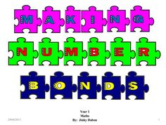 Here's powerpoint presentation to explain to your pupils that number bonds are different combinations of numbers that make up a different number.  Each number bond represents a part-whole relationship between three numbers.    You may use this presentation as an introduction to the number bond concept or as a classroom game. The presentation if for FREE at:  http://www.tes.co.uk/teaching-resource/Year-1-Making-Number-Bonds-6331765/