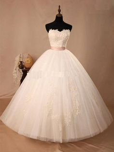 wedding dress #bride  I would love a dress with this type of waist