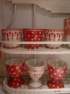 GreenGate egg cups