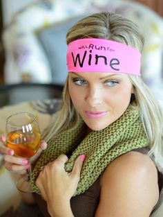 Hippie Runner - WILL RUN FOR WINE, $9.00 (http://www.hippierunner.com/will-run-for-wine/)