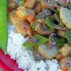 Chinese Take-Out Shrimp with Garlic - Allrecipes.com