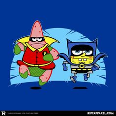 Who Lives in a Batcave Under the Sea? T-Shirt - The Shirt List
