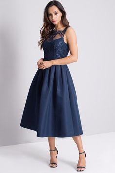 New Dress Cocktail Classy Evening Blue Ideas Vintage Inspired Dresses, Vintage Style Dresses, Trendy Dresses, Casual Dresses For Women, Elegant Fashion Wear, Luxury Fashion, Holiday Party Outfit, Classy Dress, New Dress