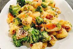 Cremige Gnocchi-Brokkoli-Pfanne 1