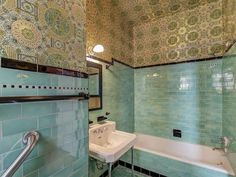 Bathroom. For more pictures of this 1906 Queen Anne For Sale In Boise Idaho go here --- http://www.captivatinghouses.com/2018/05/07/1906-queen-anne-for-sale-in-boise-idaho/