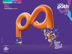 Logo do Path 'suga' pessoas, em campanha | Clube de Criação