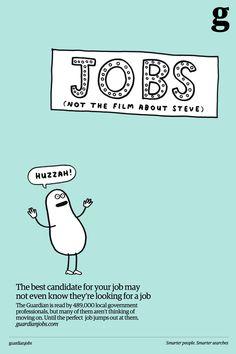 117 Funniest Creative Job and Recruitment Ads | Kreativ och Blogg