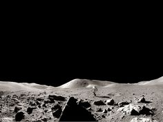 Apollo Lunar surface panoramas of the moon landings as 360 Degree virtual reality movies, Moon Missions, Apollo Missions, Nasa, Apollo 11 Landing, Apollo Spacecraft, Apollo Space Program, Moon Surface, Space Planets, Space Race