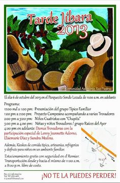 Tarde Jíbara 2013 @ Las Piedras #sondeaquipr #tardejibara #laspiedras #comunidadasomante