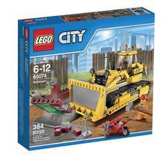 60074 Escavadora - LEGO® City Demolition