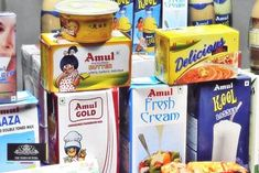 Amul stands for Anand Milk Union Limited, is an Indian dairy coorperative society, based in Anand in the state of Gujarat. It was established in the year 1946. It is a cooperative brand managed by a cooperative body, the Gujarat Co-operative Milk Marketing Federation Ltd., which today is jointly owned by 3.6 million milk producers in Gujarat. Cereal, Dairy, Breakfast, Milk, Indian, Marketing, News, Food, Morning Coffee