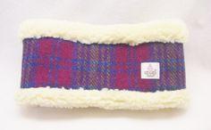 Harris Tweed Head Warmer lined in soft faux sheepskin.  http://my.ebay.co.uk/ws/eBayISAPI.dll?MyEbay&gbh=1&CurrentPage=MyeBayAllSelling&ssPageName=STRK:ME:LNLK:MESX