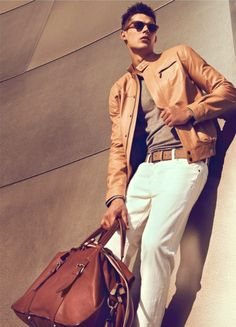 Very Nice Fashionable Bag For The Man You Love Find This Pin And More On Male Fashion Photography Ideas