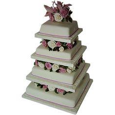 Iced Gem Cakes - Brighton, Sussex, based Cake Decorator. Creating spectacular Wedding Cakes and Celebration Cakes.