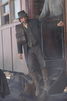 Anson Mount in Hell on Wheels