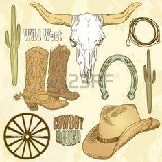 Wild West Ouest Set