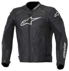 Cut from the same cloth as Alpinestars' premium race suits, the GP Plus R Leather Jacket offers riders premium protection, fit and performance. Race grade 1....