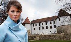 Melania Trump's Slovenian hometown marks inauguration with festivities #DailyMail