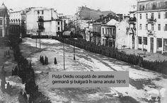 Constanta - Pta Ovidiu - ocupatia bulgaro-germana - 1916