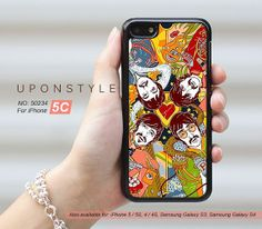 Phone Cases iPhone 5C Case The Beatles iPhone Case by uponstyle, $8.99