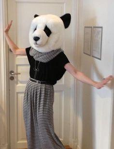 I'm a Pandahead!  Save all the pandas, stop climate change and preserve Lofoten, Vesterålen og Senja for the future. #JustAnotherDayAtWork