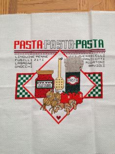 That's Italian pasta! We have spaghetti, marinara, and pizza sauces, used from the freshest ingredients. They are gluten free. Recipes were handed down from Italian heritage. A small family business for over 40 years