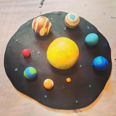 We just finished Logan's 3D solar system project. I think we did a mighty fine…