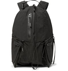 MASTER-PIECE Game Water-Resistant Nylon Backpack  320 Spiders 9563640daa6e7