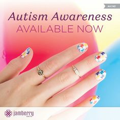 Autism Awareness Wraps Available Now