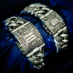 Mystic... sterling silver jewelry from Buddha to Buddha at www.labelaware.com.