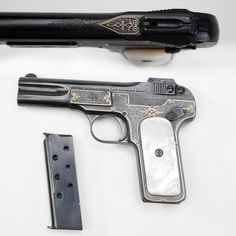 GUN OF THE DAY- TR's Fabrique Nationale Browning .32 ACP Pistol