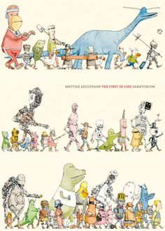 Mattias Adolfsson - The First In Line