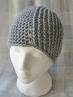 Ravelry: SN0WDR0PS's Ripples Beanie Ravelry, Beanie, Crochet, Fashion, Scarves, Moda, Fashion Styles, Ganchillo, Beanies