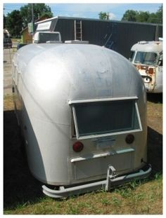 1960 Vintage Campers Trailers, Camper Trailers, Gypsy Wagon, Airstream, Happy Campers, Glamping, Caravan, Old Things, Collage