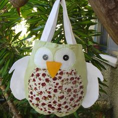 Little Girls Purse  Gift for Little Girl by SarahSewInLOve on Etsy, $18.00