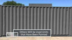 Steel Storage Container Rentals  https://WesternContainerSales.com