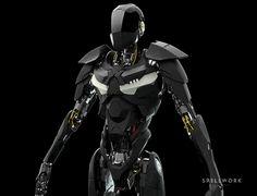 Robot Character Design on Behance