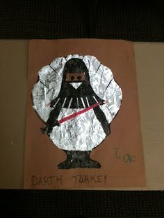Hide a turkey.