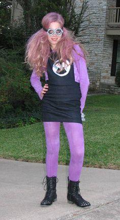Purple Minion Costume Tutorial