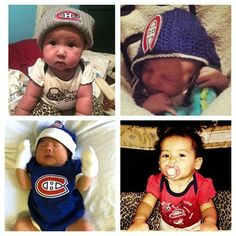 There is no such thing as being too young to rock some Habs gear! Social Media, Fan, Rock, Board, Stone, Rock Music, Social Networks, Sign, Fans