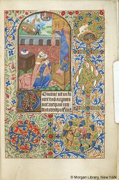 Book of Hours, MS M.172 fol. 978r - Images from Medieval and Renaissance Manuscripts - The Morgan Library & Museum