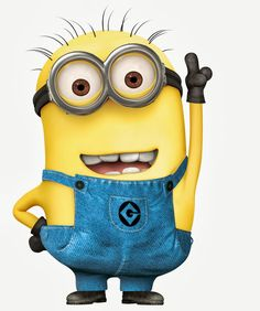 Minions: funny free images.