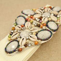 Natural shell handmade women's belt female decoration all-match cummerbund Women 2