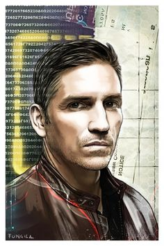 Person of Interest Photos: Person of Interest Wall on CBS.com | Jim Caviezel as John Reese